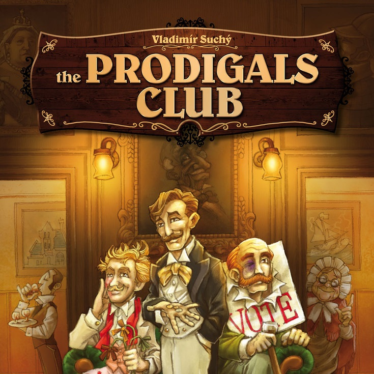 Review: The Prodigals Club
